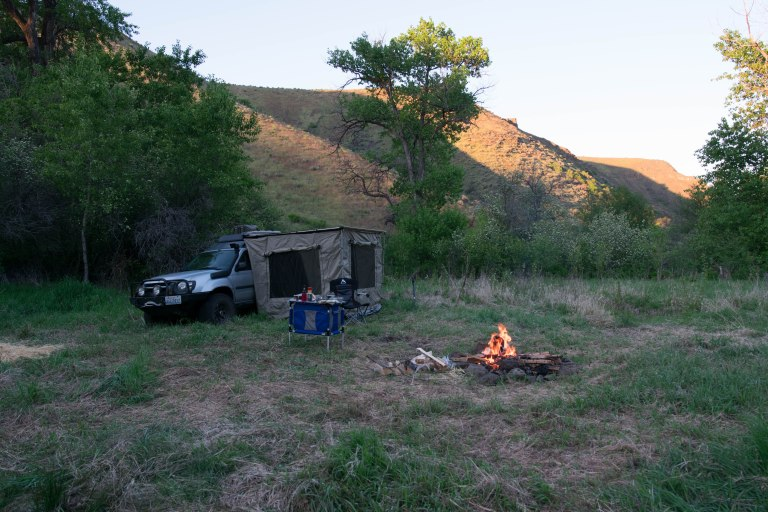 Old Durr Road Camping May 2017-3