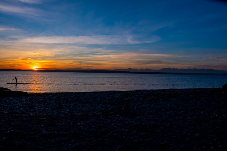 Golden Gardens Seattle December 20172