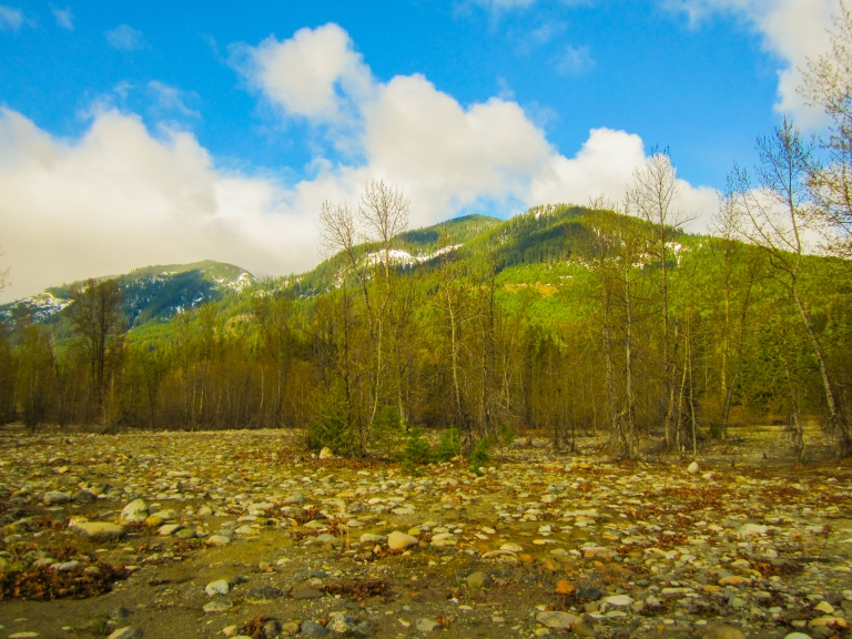 Cle Elum River Camping April 2018-6