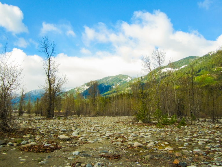 Cle Elum River Camping April 2018-7